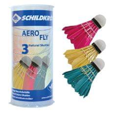Talbot Torro Aero Fly set žogic za badminton, 3 kosi