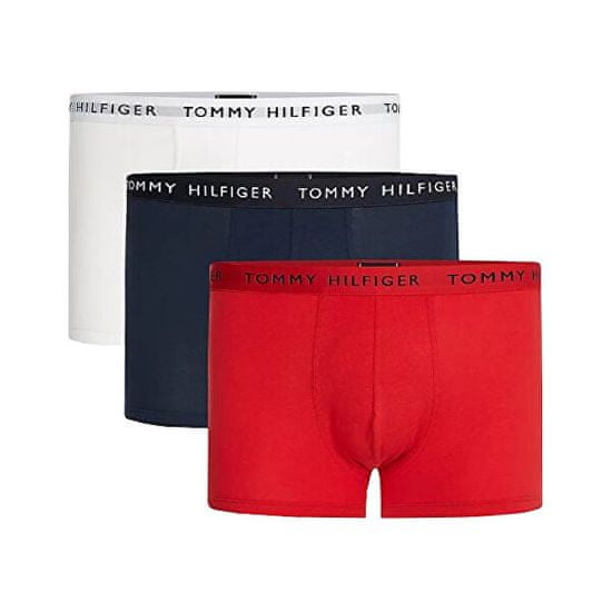 Tommy Hilfiger 3 PAKET - moški bokserji UM0UM02203 -0WS
