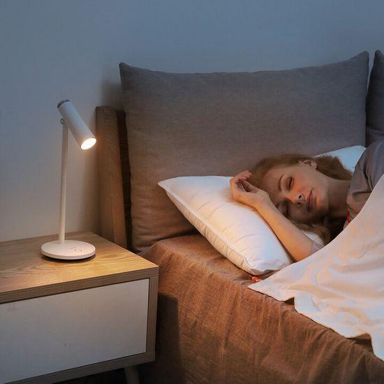 BASEUS DGIWK-A02 I-Wok LED stolna svjetiljka, punjiva, bijela