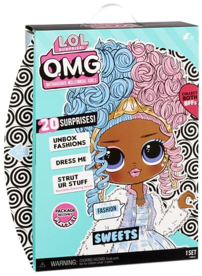L.O.L. Surprise! starsza siostra OMG Sweets