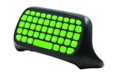 Snakebyte KEY:PAD X chatpad klawiatura do pada Xbox One zielona