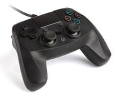 Snakebyte žični gamepad GAME:PAD 4 S BLACK (PS4, PS3)