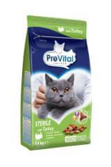 PreVital granule mačka Sterile morka 4 x 1,4 kg
