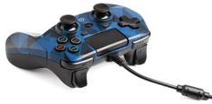 Snakebyte GAME:PAD 4 S przewodowy kontroler PS4 camo blue