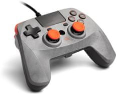 Snakebyte GAME:PAD 4 S kabelový gamepad pro PS4 Rock