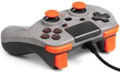 Snakebyte GAME:PAD 4 S przewodowy kontroler PS4 rock