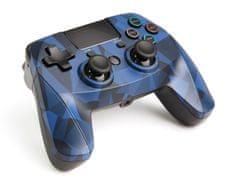 Snakebyte GAME:PAD 4 S Wireless bezprzewodowy kontroler PS4 camo blue