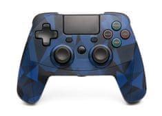 Snakebyte Game:Pad 4 S wireless Camo Blue brezžični krmilnik za PS4