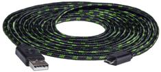 Snakebyte Kabel USB - mikroUSB do kontrolera Xbox One 3m