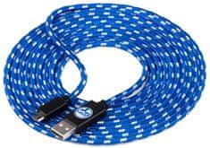 Snakebyte Schalke 04 universal Micro USB polnilni kabel