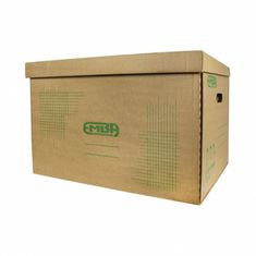 Emba Sťahovací box Strong 3.H/H zelená potlač
