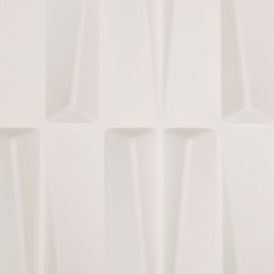 shumee Panele ścienne 3D, 24 szt., 0,5x0,5 m, 6 m²