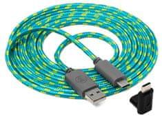 Snakebyte  NSWL USB Charge:Cable USB-C kabel za Nintendo Switch Lite