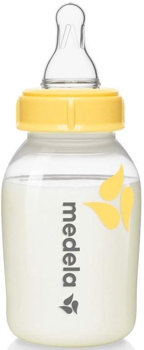 Medela Láhev s dudlíkem - 150 ml (dudlík S)