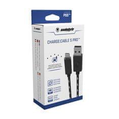 Snakebyte PS5 Charge:Cable 5 Pro USB 2.0 nabíjecí kabel A - USB C 5 m