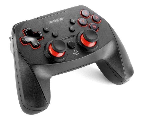 Snakebyte GAME:PAD S PRO Wireless bezdrátový gamepad Nintendo Switch