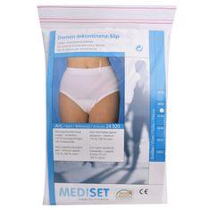 Mediset Inkontinenční dámské kalhotky s fixací vložek (Velikost Vel. 42/44)