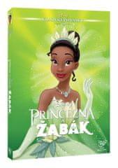 Princezna a žabák Disney pohádky 19. - DVD