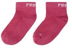 Reima skarpetki dziewczęce Vauhtiin 22 - 25 różowe