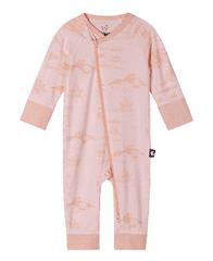 Reima dekliški pajac Moomin Trygg, 56 - 62, roza