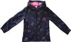 Topo 2-60090-037 dekliška softshell jakna, temno modra, 92