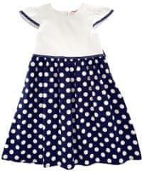 Topo 2-11693-825 haljina za djevojčice, tamno plava, 92