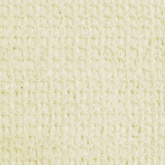 shumee Sun Sail 160 g / m² krema 4x4x5,8 m HDPE
