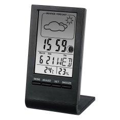 Hama TH-100 vremenska postaja, črna
