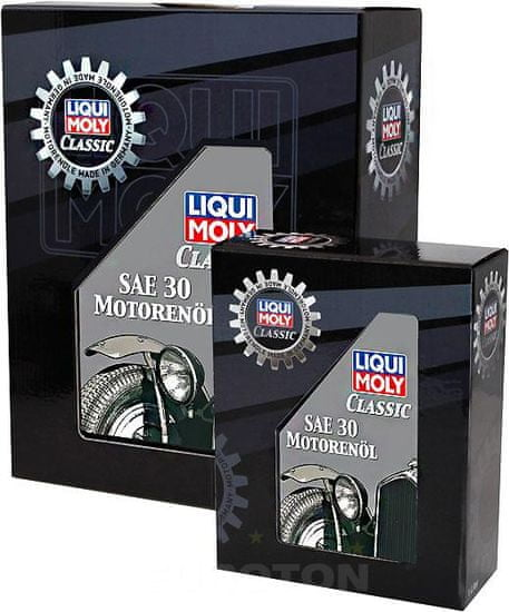 Liqui Moly Classic Motoroil SAE 30 motorno ulje za oldtimere, 1 l