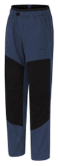 Hannah chlapčenské nohavice Guines JR 116 tmavomodré