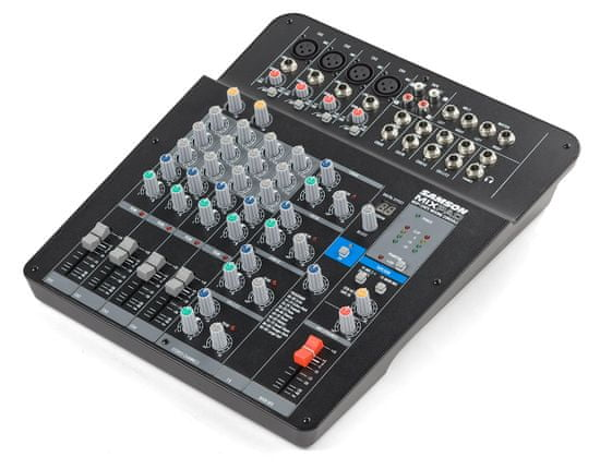 Samson MixPad® MXP124FX Mešalna miza