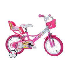 Dino bikes Princess 16 otroško kolo
