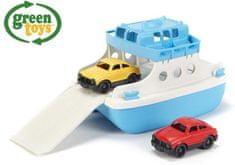 Green Toys Trajekt s autami