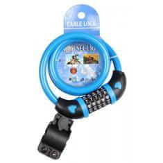 Merco Digit 1.0 ključavnica, modra