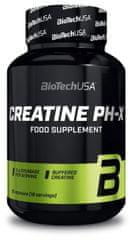 BioTech USA Creatine PH-X 90kapslí