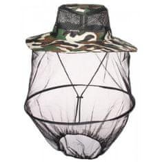 Merco klobuk z mrežo proti komarjem