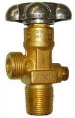 Hastex Uzatvárací ventil na CO2 fľašu G3/4 250 bar