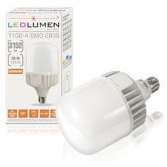 megamiska LED žarnica - sijalka specijalna E27 30W 4000K nevtralno bela ALU