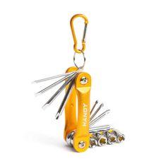 Handy Žepni komplet imbus izvijačev in nasadnih ključev