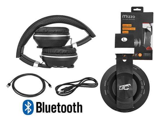 LTC Bluetooth slušalke LTC MIZZO črne
