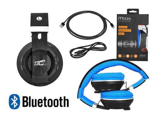 LTC Bluetooth slušalke LTC MIZZO modre