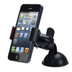 M.N.C. 360° univerzalno avtomobilsko držalo za telefon, GPS s priseskom