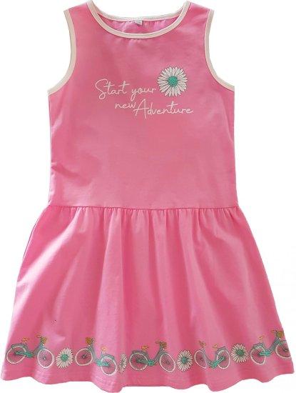 Topo 2-13320-920 dekliška obleka