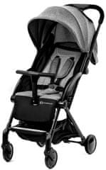 KinderKraft wózek spacerowy PILOT city grey