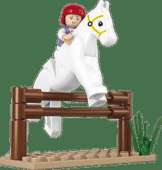 Sluban Girls Dream Town M38-B0517 Závodní kůň