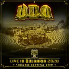 U.D.O.: Live In Bulgaria 2020 (Blu-ray + 2x CD) - Blu-ray