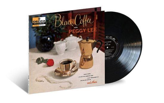 Lee Peggy: Black Coffee - LP