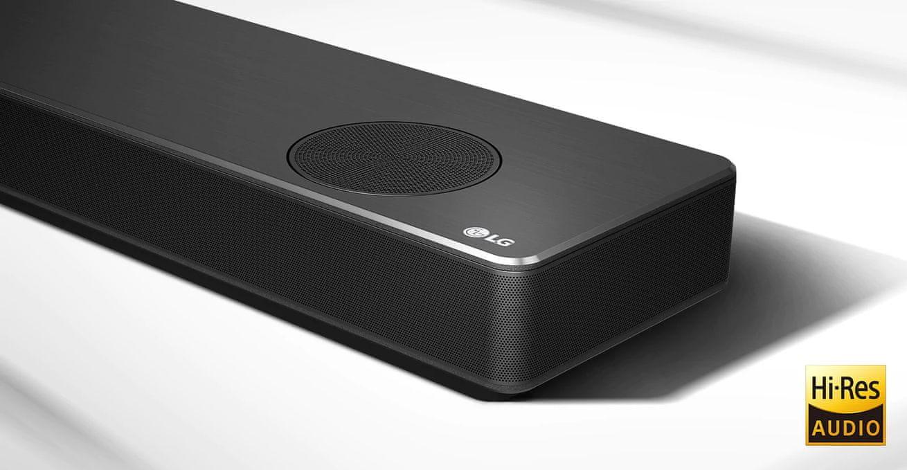 lg gx soundbar hi-res audio 192 khz 24bit