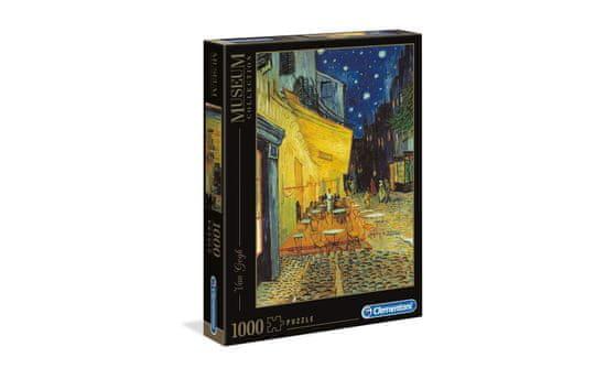 Clementoni puzzle Van Gogh: Cafe Teracce At Night, 1000 komada (31470)
