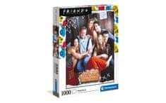 Clementoni sestavljanka Collection - Friends, 1000 kosov (39587)